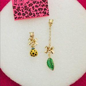 Lovely Ladybug Earrings